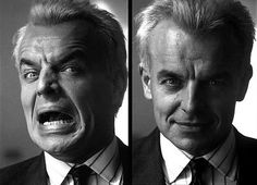 Leland Palmer. Ray wise at his best. I never saw it coming.