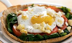 Рецепт полезного диетического завтрака     Что приготовить на завтрак, если вы хотите быть стройной и энергичной?