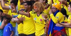 Colombia vs Greece is the fifth match of FIFA World Cup 2014 which is scheduled to be played at Esta...