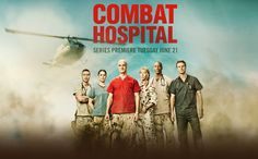 Combat Hospital (2012).- This medical drama takes place in 2006 in a military hospital in Southern Afghanistan. It follows the life of doctors, surgeons and nurses from Canada, the USA, the UK and other allied countries.
