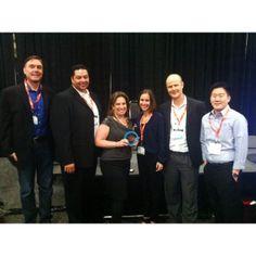 Curalate wins award for @adtech_'s Startup Spotlight!