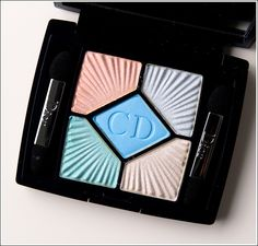 Dior Swimming Pool Eyeshadow Palette - you guys don't know how bad I want this.....