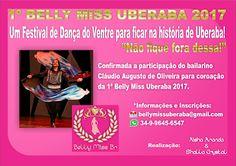 Belly Miss BR: Coroação da Primeira Belly Miss Uberaba 2017