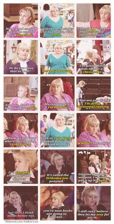 Rebel Wilson, Pitch Perfect  I love this!