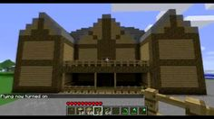 Minecraft Mansion Tutorial - Visit us www.minecraftspecials.com