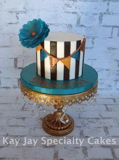 Birthday Cake - Cake by Kimberley Jemmott