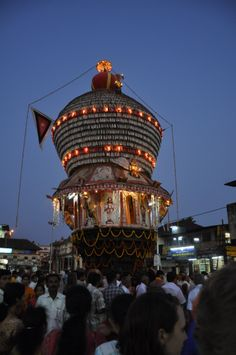 Chariot Krishna Temple Udupi Karnataka