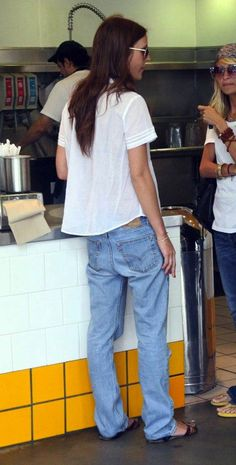 Perfect Levi's. (except that they don't. fit.)