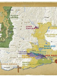 The State of Washington 2014 Finding out what makes Washington's wine industry tick. #WA #wine #WAwine
