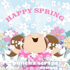 Buncha Scraps : First Day of Spring