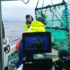 Tune into #bbc #radio4 tomorrow morning to hear my account of #fishing for king #crab in the #norway #arctic #ocean. These creatures from the deep are worth  a pretty penny. #radio #travel #adventure #food