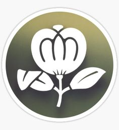 Fleetwood Mac Flower (Greatest Hits) Sticker