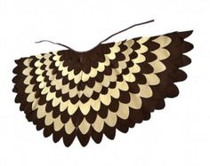 Kids Fancy Dressing up Costume Wings, Childrens Bird Wings, Girls and Boys, Toddlers