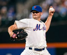 New York Mets starting pitcher Jonathon Niese.