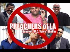 "Quadeer ""MC SPICE"" Shakur - PREACHERS OF L.A."