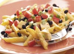 This one is another super-easy and quick dinner! It uses queso dip as the base for the sauce, so it's a very yummy dish without the work!