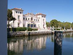 Vizcaya, Miami, Fl.