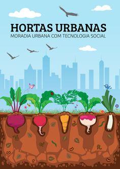 Instituto Pólis lança manual gratuito de hortas urbanas