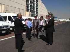 Equipo de Correa Tours reunidos para ultimar detalles del servicio para la Visita Oficial del #IsraelinMexico #CorreaTours