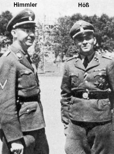 Confessions and trial testimony of Rudolf Hoess - Commandant of Auschwitz The Third Reich, Anne Frank, My Youth, Human Condition, Persecution, Confessions, Ww2, Army, Germany
