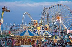 Wildwood, NJ. Hands down the best family beach resort on the east coast. Love it here
