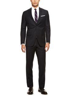 Pinstripe Suit by Prima Collezione Uomo on Gilt.com