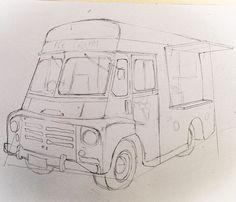 #RestoringGrace the ice cream truck. Launching late June for weddings,soirées  shoots MELBOURNE, Aus more >> Snap: scottkilmartin Scott@ShortBatch.co