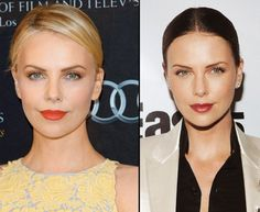 Which of these color-shifting celebs are better as sunny blondes or and which ones embrace their dark side as sultry brunettes? Blonde Vs Brunette, Chameleons, Marie Claire, Crushes, Celebrity, Celebs, Hair, Color, Whoville Hair