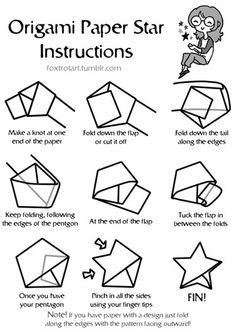1000 images about lucky stars on pinterest lucky star for How to make lucky paper stars