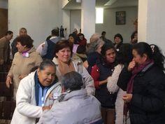 Con gozo y alegría nuestros hermanos y hermanas de nuestra comunidad parroquial de Jesucristo Redentor y de la capilla de Snta. María de Guadalupe vivieron durante estos día su retiro del #AguaAlEspiritu #ArqTl #CristoViveEnMedioDeNosotros.