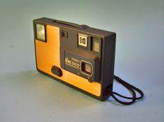 Kodak Disc 3100 Antiga - R$150,00 Camera com filme em disco.