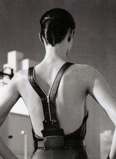 Iris Strubegger by Mert Alas and Marcus Piggott  www.fashion.net