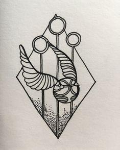Harry Potter Sketch, Harry Potter Journal, Harry Potter Drawings, Harry Potter Films, Harry Potter Tumblr, Harry Potter Pictures, Harry Potter Fan Art, Art Drawings Sketches Simple, Easy Drawings