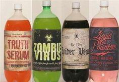 Coolest & Creepiest Halloween Foods