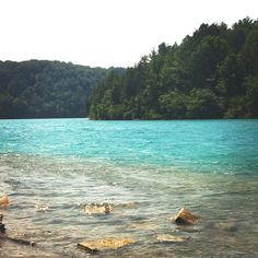 One of my favorite places especially in the fall!  Green Lakes Syracuse