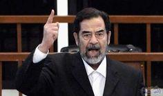 الكشف عن الأيام الأخيرة لصدام حسين قبل أن يتم إعدامه: قضى الرئيس العراقي الراحل صدام حسين أيامه الأخيرة في تناول الكعك، والاستماع إلى…