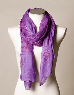 Deity Mantra Scarf #sivanaholiday