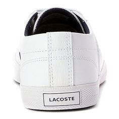 Lacoste Shoes Sale Up to Off Lacoste Sneakers, White White, Shoe Sale, Marcel, White Leather, Crocs, Loafers, Free Shipping, School
