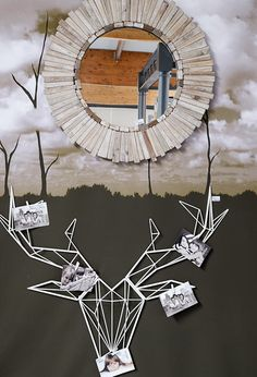 miroirs style scandinave emd miroir oh mon beau. Black Bedroom Furniture Sets. Home Design Ideas