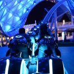 Le Rollercoaster TRON de Shanghai est vraiment absolument dément !
