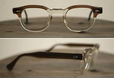 Tart Optical : Arnel/Brown×Clear | Sumally