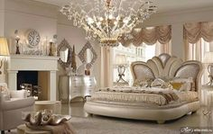 # LUXURIOUS HOME BEDROOM