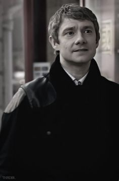 John Watson played by Martin Freeman was a genius idea. Sherlock BBC got this so right.