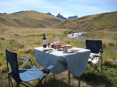 Lunch at Sierra Baguales www.awasipatagonia.com Photos by Awasi Patagonia guide, Macarena Zapata.