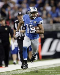 Golden Tate - 2014 Saints at Lions