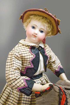 une poupée Huret