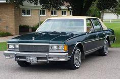 1977 Chevrolet Caprice