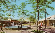 My mom and I loved going to Old Orchard Shopping Center in Skokie, IL. Grove Mall, Past Life Regression, Old Orchard, Mall Of America, My Kind Of Town, Shopping Malls, Good Ole, Shopping Center, Great Places