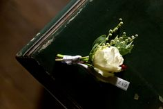 Lapela do noivo
