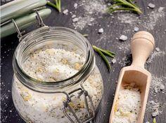 3 Ideen für individuelles Salz zum Verschenken